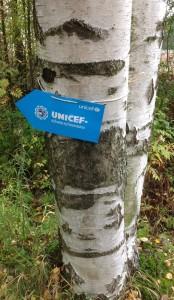 Unicef puussa